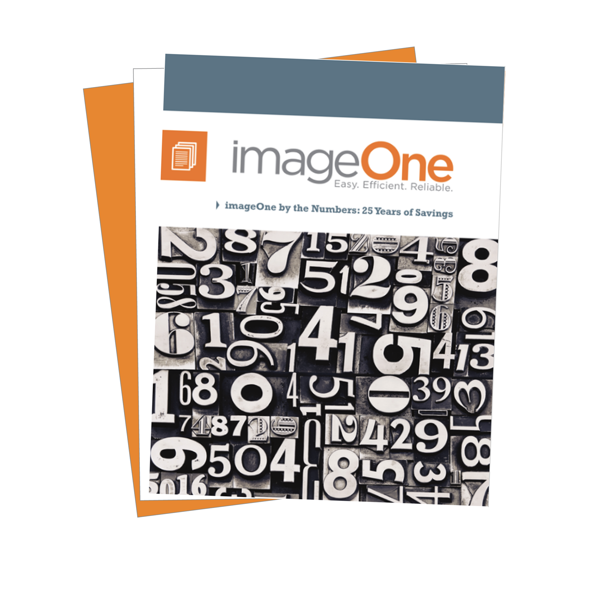 imageOne by the numbers