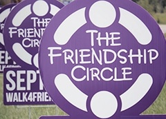 imageOne supports Friendship Circle's Walk4Friendship