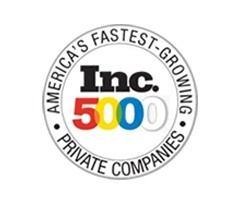 imageOne earns spot on the Inc. 5000 - America's Fastest Growing Private Companies