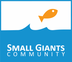 Small Giants Blog Compliments imageOne's