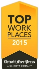 imageOne earns spot on the Detroit Free Press Top 100 Workplaces list for the 2nd consecutive year