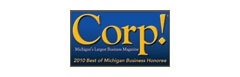 imageOne honored as a Corp! 2010 Best of Michigan Business Honoree imageOne is extremely pleased to receive this award. We value our place in the Michigan community and are honored to be selected by that community as being one of the BEST!    Media Release