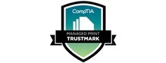 We are excited to announce that imageOne has received the CompTIA Managed Print Trustmark