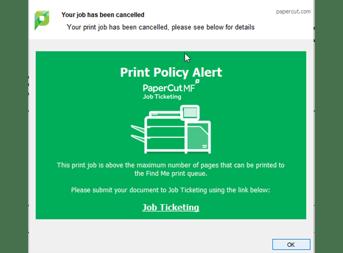 PaperCut-Popup-Notification
