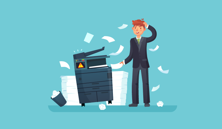 How Do I Fix My Office Printer